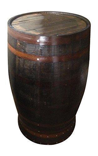 Cheeky Chicks Rustiek eikenhout Whiskey Bar Bar/Poseur Drinks Table Handgemaakte fustmeubels