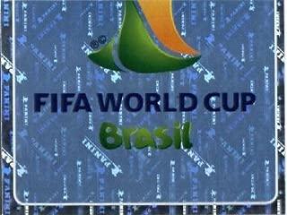 2014 Panini World Cup Soccer Sticker #3 Logo
