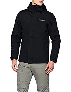 Columbia Element Blocker II, Veste Modulable pour Homme,Noir (Black),L (B07FGYSBN8) | Amazon price tracker / tracking, Amazon price history charts, Amazon price watches, Amazon price drop alerts