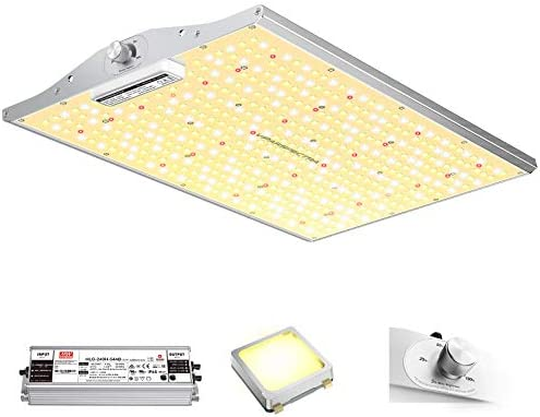 VIPARSPECTRA Latest XS2000 LED Grow Light with Samsung LM301B Diodes MeanWell Driver 2x4 ft product image