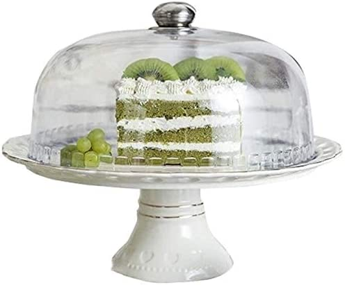Cake Stand Dessert Display Blue Topics on TV Flower 5% OFF Pattern Tray