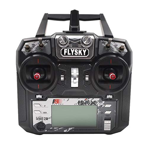 B Blesiya FS-i6X Transmisor + FS-X6B Receptor para RC Drone Modelos