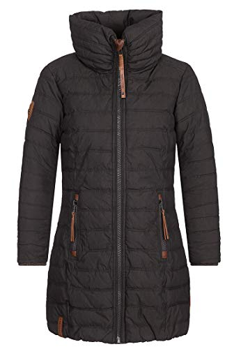 Naketano Female Jacket Mutationshintergrund Black, S