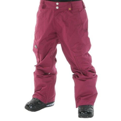 Herren Snowboard Hose Analog Asset Pant purple iodine M