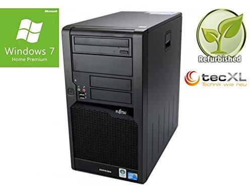 Fujitsu Esprimo P7936, Intel E8400 Core 2 Duo 2x3000MHz, 4GB DDR3, 250GB, 2.Wahl