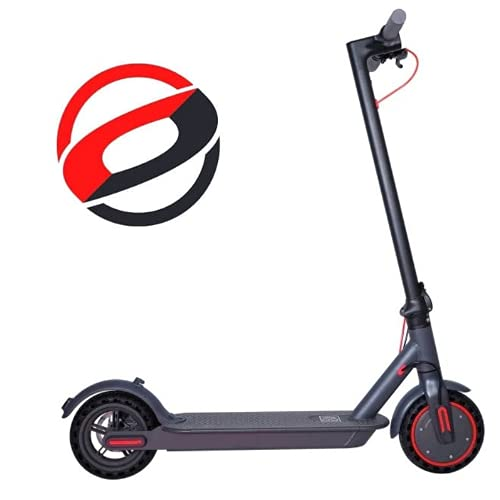2021 Commute Zero Electric Scooter, 16 mph 16 to 20 Miles of Battery Ride Time, Lights for night1 Year Warranty