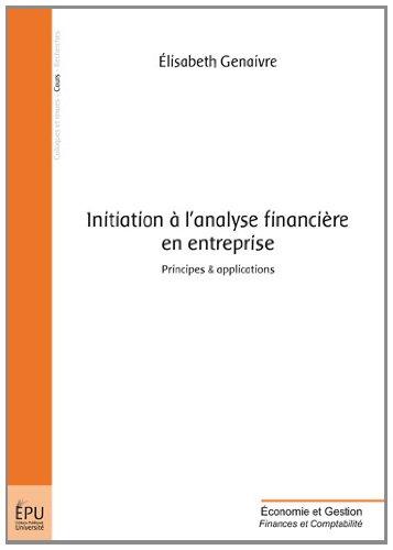 Initiation à l'analyse financière en entreprise