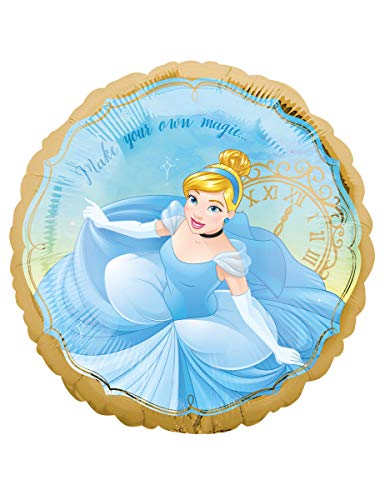 Once Upon a Time Cinderella 17' Foil Balloon