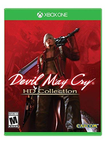 Devil May Cry Hd Collection – Xbox One Standard Edition