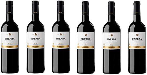 Ederra Tinto Crianza- 6 botellas 75cl-