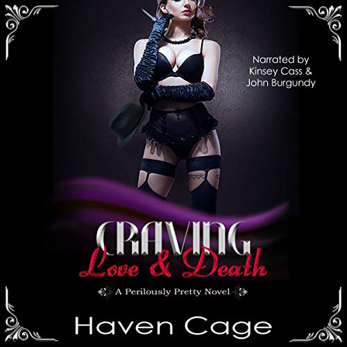 Craving Love & Death Audiobook By Haven Cage cover art