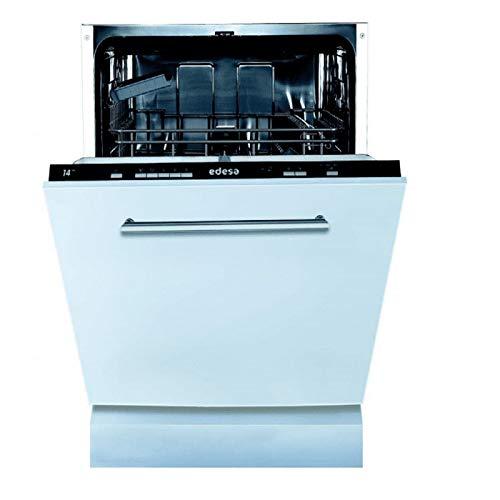 Edesa |Lavavajillas Libre instalación | Modelo EDB-6130-I | Ancho de 60 cm | Eficiencia Energética E | 5 Programas | Acabado enAcero Inoxidable