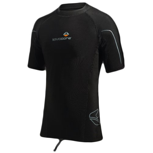 Lavacore Men's Short-Sleeve Shirt - XXX-Large - for Scuba and Water Sports