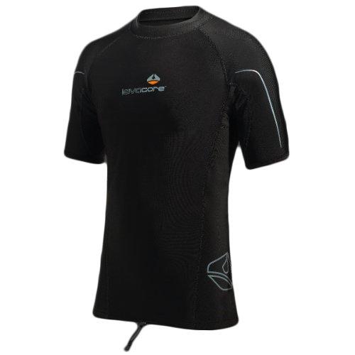 Lavacore - Shirt S/S Man, Color Black, Talla XL
