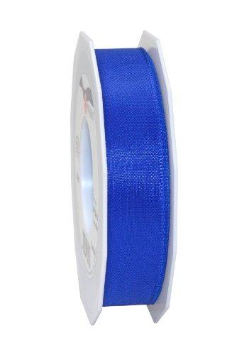 Präsent Bande de Tissu 25mm / 50m Bleu