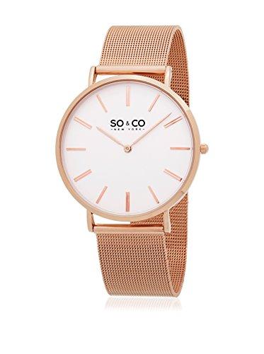 So & Co new York Reloj de Cuarzo Man GP15431 41.0 mm