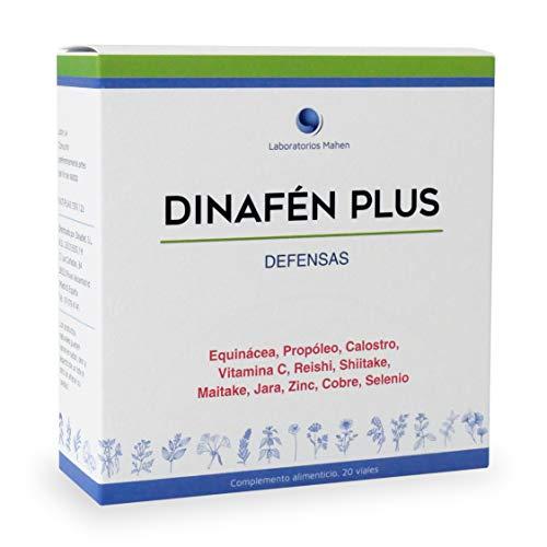 Dinafén Plus 20 viales de Mahen