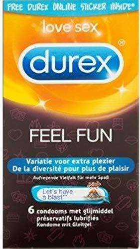 Durex Emoji Fun Explosion Kondome 6 Stück