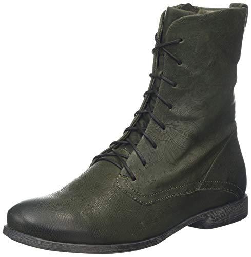 Think! Damen AGRAT_585227 Desert Boots, Grün (Rosmarin 64), 40 EU