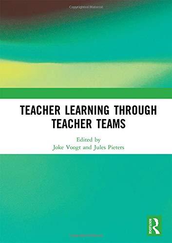 Teacher Learning Through Teacher Teams