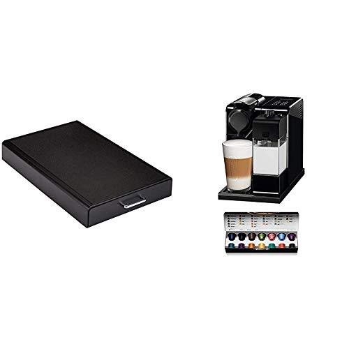 Amazon Basics Cajón para almacenar cápsulas de Nespresso + Nespresso De