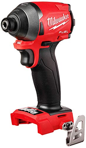 New Milwaukee 2853-20 M18 FUEL 1/4 Hex impact Driver (Bare Tool)-Torque 1800 in lbs (Renewed)