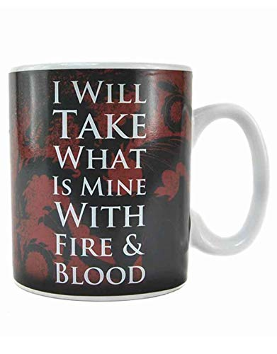 Game of Thrones Tazza, Ceramica, Multicolore, 1