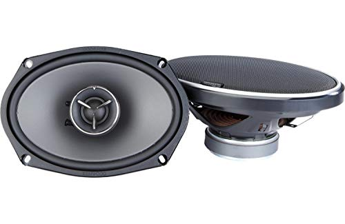 "Kenwood Excelon KFC-X694 6""x9"" 2-way Car Speaker System (Pair) with Peak Power of 300W"