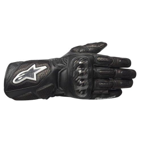 Alpinestars SP-2 Handschuh 2012, Farbe schwarz-weiss, Größe 2XL / 11
