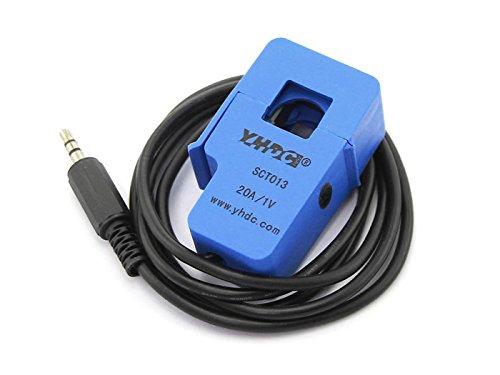 YHDC Stromwandler SCT023R Eingang 200A Ausgang 50mA Split Core Current Transformer