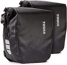 Thule Shield Bike Pannier Bag , Black, 13L