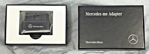 EuroActive Mercedes-Benz OEM ME - Adaptador Bluetooth para iPhone y Android