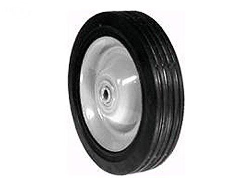 "Mr Mower Parts Lawn Edger Wheel for Mclane # 2016-8 Steel Wheel 8"" x 1.75"""