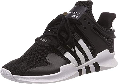 adidas EQT Support ADV W, Zapatillas de Gimnasia para Mujer, Negro (Core Black/FTWR White/Grey Three F17), 38 EU