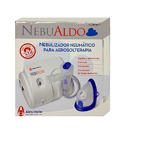 AEROSOLTERAPIA NEBUALDO NEBULIZADOR