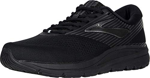 Brooks Herren Addiction 14 Laufschuhe, Schwarz (Black/Charcoal/Black 039), 42 EU