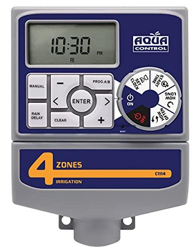 Aqua Control Programador Acceso, Gris, C1114