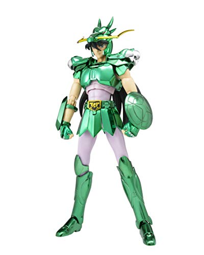 Bandai Figura Dragon Shiryu 17 cm. Saint Seiya. Saint Cloth Myth. Versión Revival