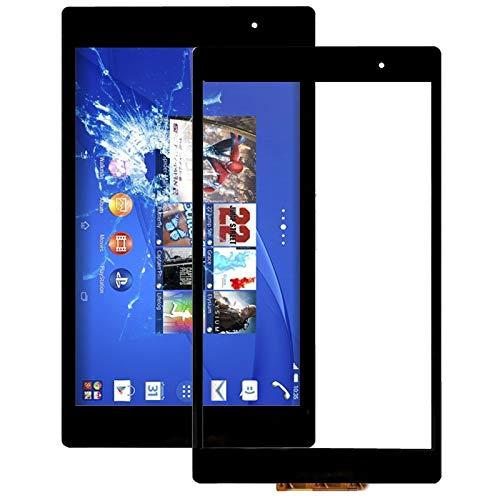 Liaoxig Sony de Repuesto Reemplazo de Pantalla táctil para Sony Xperia Z3 Tableta Compacto/ SGP612 / SGP621 / SGP641 Sony de Repuesto (Color : Black)