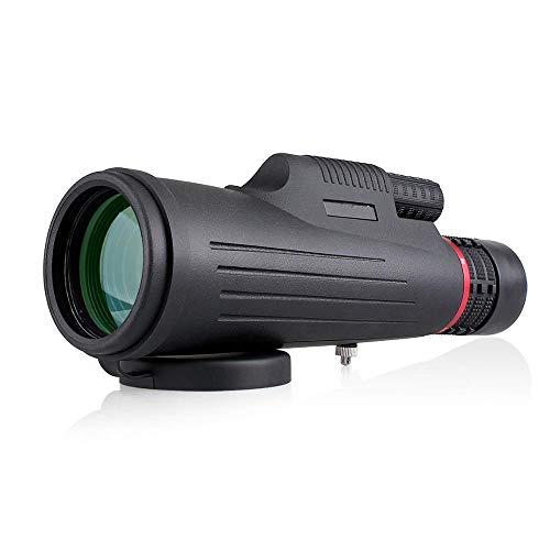 Fernglas, 8-24X50 Zoom Monokular FMC Glaslinse mit hoher Vergrößerung HD-Teleskop, für die Jagd auf Wandercamping