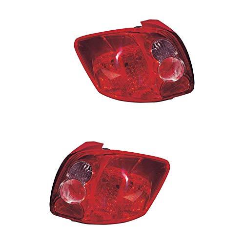 Rückleuchte Heckleuchte Set links & rechts rot WY21W W21W W5W W16W ohne Lampenträger für Model Auris_E15_ NRE15_ ZZE15_ ADE15_ ZRE15_ NDE15_