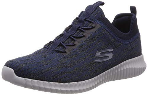 Skechers Men's 52642 Trainers, Blue (Navy NVY), 9 UK 43 EU