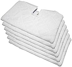 3 Pack White Foxcesd Microfiber Replacement Cleaning Steam Mop Pads for Shark Steam Pocket Mops S3500 Series S3501 S3601 S3550 S3601D S3801 S3801CO S3901 SE450
