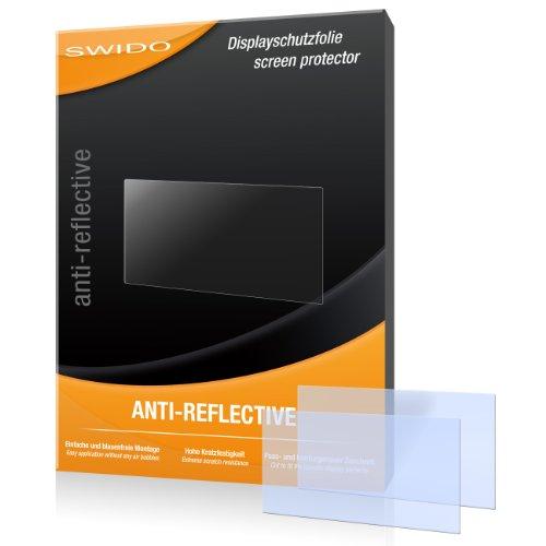 SWIDO Displayschutz für Sony Alpha 6000 [4 Stück] Anti-Reflex MATT Entspiegelnd, Hoher Härtegrad, Schutz vor Kratzer/Glasfolie, Schutzfolie, Displayschutzfolie, Panzerglas Folie