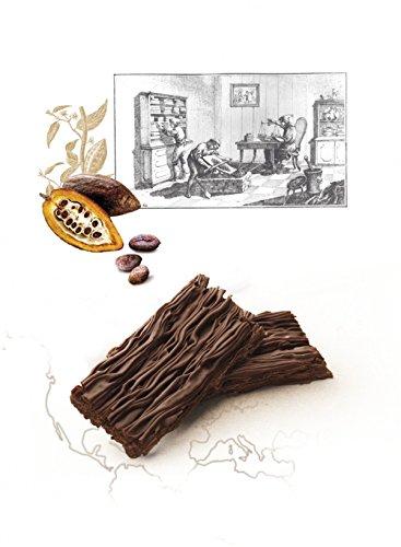 Cioccolato Fondente Extra Majani Sfoglia Nera - 150 grammi
