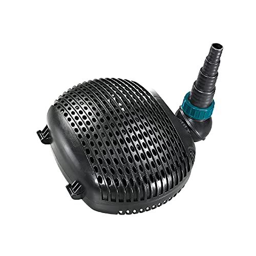AquaForte RD744 Filter-/Teichpumpe EC-10000 10m³/h, Förderhöhe 5m, 68Watt