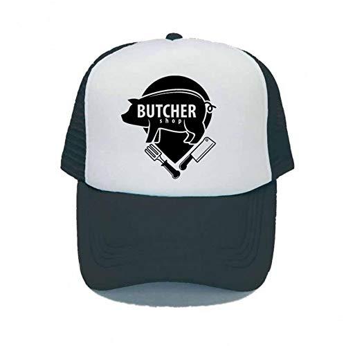 Gorra de Beisbol Carnicería Anuncio Snapback Cap Tienda de...