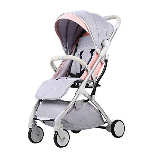 Baby Stroller Carrito de bebé La luz Puede Sentarse