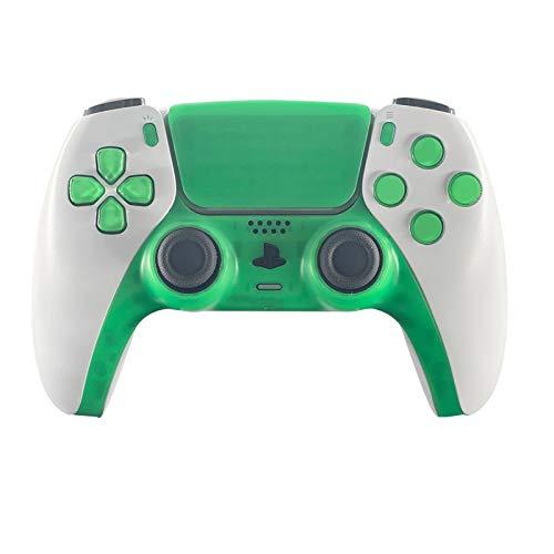 Accesorios de reemplazo del controlador de juegos PS5 Parte Gampad, Shell de reemplazo del...