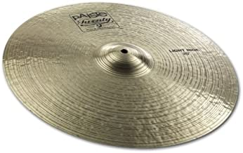 Paiste Twenty Cymbal Light Ride 22-inch